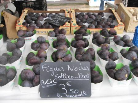 Figs in the market in Nice France - IMG_6170