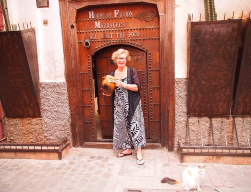 Date Harvest culinary tour to Marrakesh, October 2017