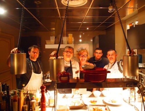 Sens and La Madeleine – renewing acquaintances with Chef Patrick Gauthier